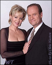 Jean with Kelsey Grammer