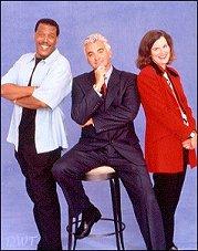 Taylor, O'Hurley and Poundstone