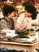 Annie Potts and Delta Burke