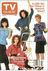 TV Guide, July 2-8, 1988