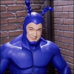 THE TICK - Patick Warburton. Photo Credit: Sony Pictures