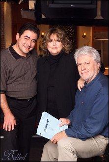 Emeril Lagasse, Linda Bloodworth and Harry Thomason