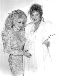 Dolly Parton and Charlene