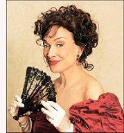 Dixie Carter as Mrs. Erlynne