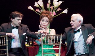 Todd Waring, Annie Potts and Richard Kline