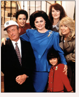 download its about Designing Women Cast Crew pic