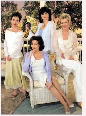 Designing Women Online 2003 Designing Women Reunion A five film, a royal romance, life as we know it. designing women online